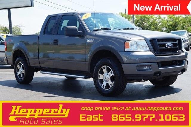 2005 Ford F 150 Fx4 4dr Supercab Fx4 4wd Styleside 5 5 Ft