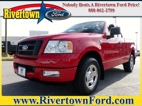 2005 ford f 150 pickup truck reg cab 126 stx for sale in columbus georgia classified. Black Bedroom Furniture Sets. Home Design Ideas