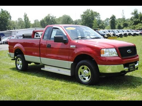 2005 ford f 150 pickup truck xlt for sale in rhinebeck new york classified. Black Bedroom Furniture Sets. Home Design Ideas