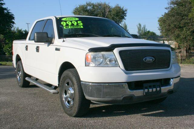 2005 ford f 150 supercrew 139 xlt for sale in miami florida classified. Black Bedroom Furniture Sets. Home Design Ideas