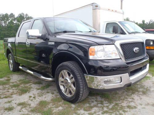 2005 Ford F-150 Supercrew Lariat for Sale in Neuse Forest ...