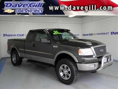 2005 ford f 150 truck lariat for sale in columbus ohio classified. Black Bedroom Furniture Sets. Home Design Ideas