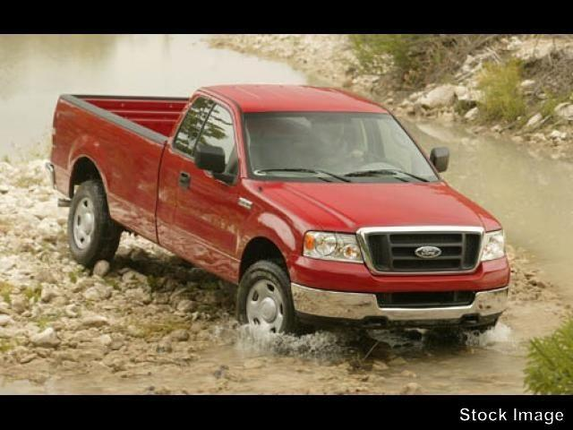 2005 Ford F-150 XL 4dr SuperCab XL 4WD Styleside 8 ft.