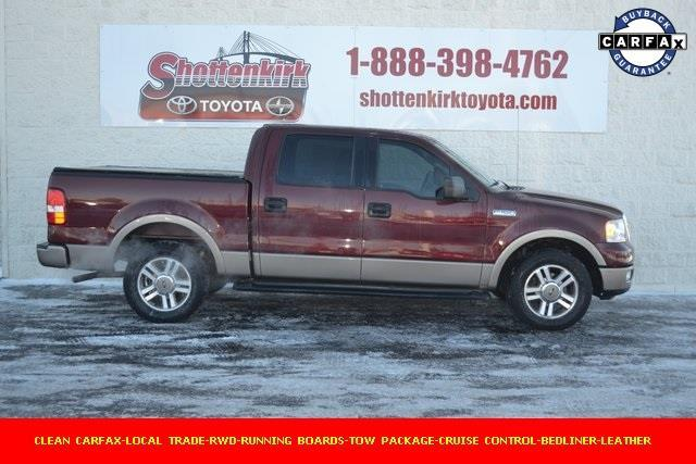 2005 Ford F-150 XLT 4dr SuperCrew XLT RWD Styleside 5.5