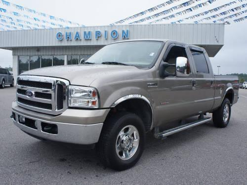 2005 ford f 250 crew cab 4x4 super duty for sale in rockingham north carolina classified. Black Bedroom Furniture Sets. Home Design Ideas