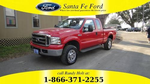 2005 Ford F-250 (F250) Gainesville FL 866-371-2255 near