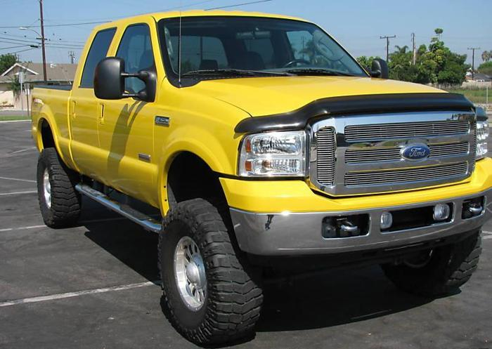 ford   fx  lifted powerstroke turbo diesel