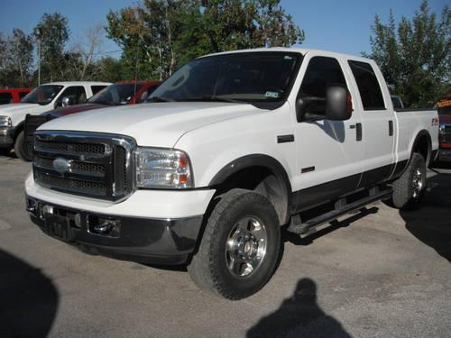 2005 ford f 250 lariat diesel 4x4 crew cab 136k miles for sale in pasadena texas classified. Black Bedroom Furniture Sets. Home Design Ideas