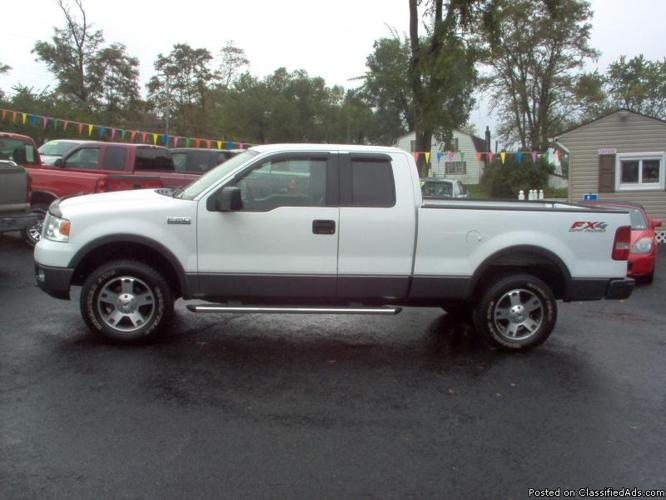 2005 ford f150 for sale in duncansville pennsylvania classified. Black Bedroom Furniture Sets. Home Design Ideas