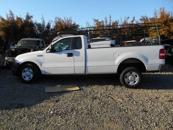 2005 ford f150 for parts transmission rear end for sale in rancho cordova california. Black Bedroom Furniture Sets. Home Design Ideas