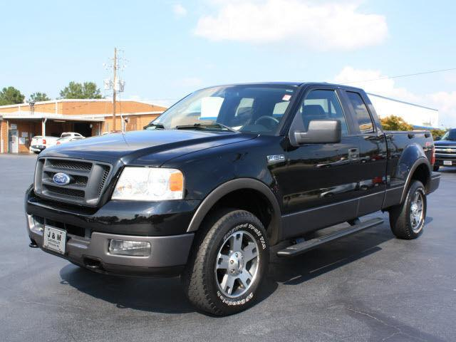 2005 ford f150 fx4 for sale in zebulon north carolina classified. Black Bedroom Furniture Sets. Home Design Ideas