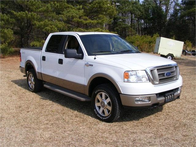 2005 ford f150 king ranch for sale in wilson north for Medlin motors wilson nc