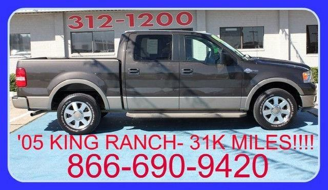 2005 ford f150 king ranch for sale in lake charles. Black Bedroom Furniture Sets. Home Design Ideas