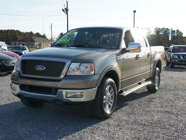 2005 ford f150 lariat for sale in princeton north carolina classified. Black Bedroom Furniture Sets. Home Design Ideas