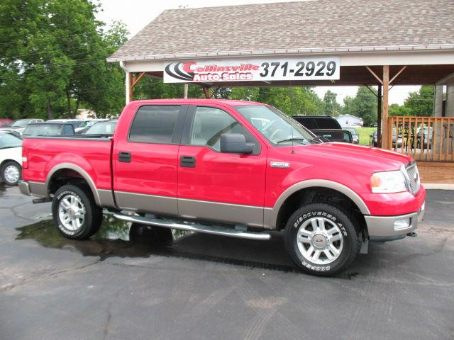 2005 ford f150 lariat supercrew for sale in collinsville oklahoma classified. Black Bedroom Furniture Sets. Home Design Ideas