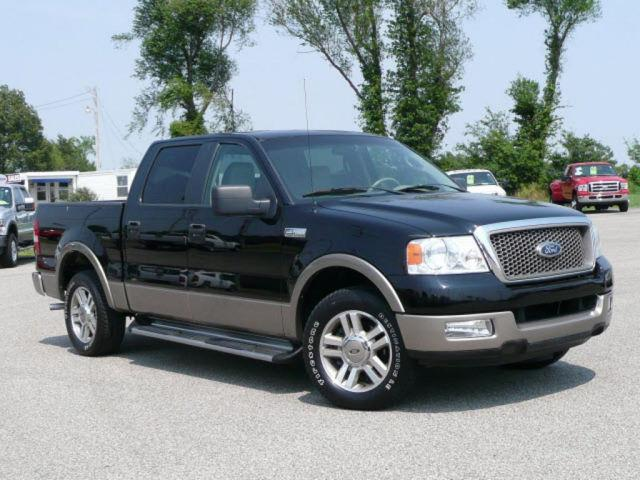 2005 ford f150 lariat supercrew for sale in union city tennessee. Black Bedroom Furniture Sets. Home Design Ideas