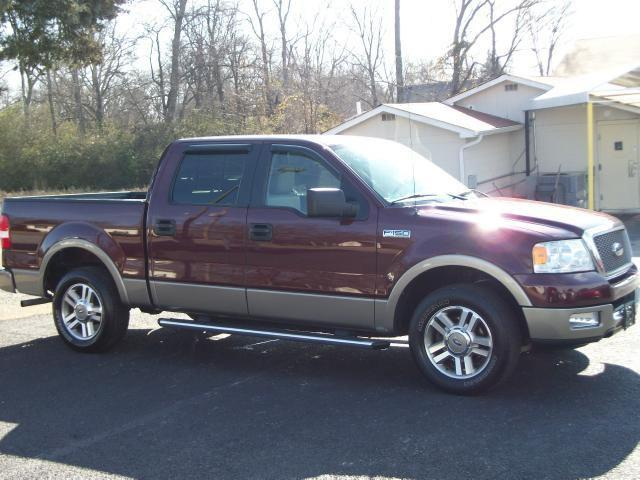 2005 Ford F150 Lariat Supercrew For Sale In Harriman