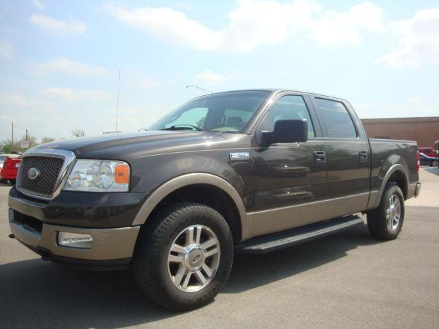 2005 ford f150 lariat supercrew for sale in skiatook oklahoma classified. Black Bedroom Furniture Sets. Home Design Ideas