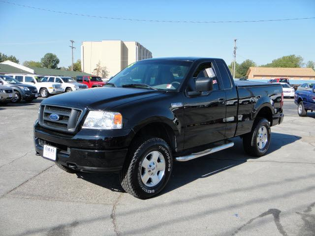 2005 ford f150 stx for sale in ada oklahoma classified. Black Bedroom Furniture Sets. Home Design Ideas