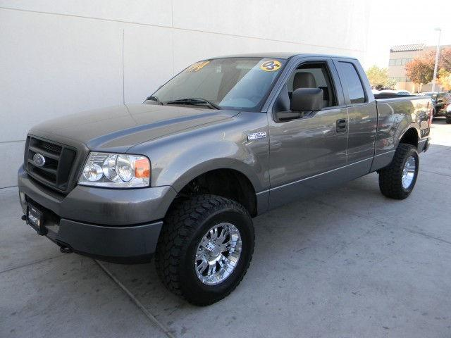 Used Cars Reno Nv >> 2005 Ford F150 STX for Sale in Las Vegas, Nevada ...
