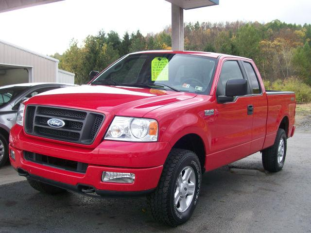 2005 ford f150 stx supercab for sale in brockway pennsylvania classified. Black Bedroom Furniture Sets. Home Design Ideas