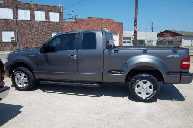 2005 ford f150 stx supercab flareside for sale in okmulgee oklahoma classified. Black Bedroom Furniture Sets. Home Design Ideas