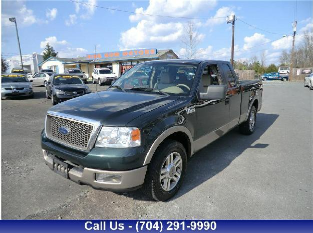 2005 ford f150 super cab xl pickup 4d 6 1 2 ft for sale in for Ride now motors monroe nc
