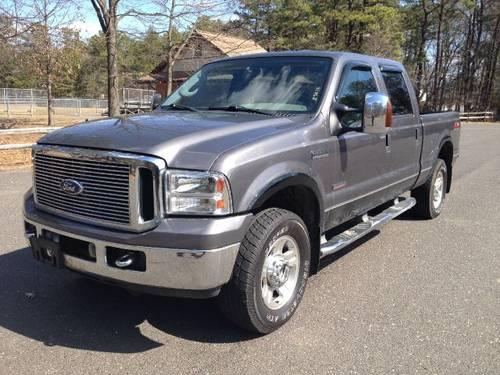 2005 ford f250 crew cab 6 0 diesel sb 4wd for sale in old bridge new jersey classified. Black Bedroom Furniture Sets. Home Design Ideas