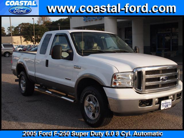 2005 ford f250 lariat for sale in mobile alabama classified. Black Bedroom Furniture Sets. Home Design Ideas