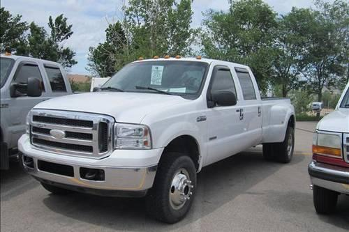2005 FORD F350 Dually