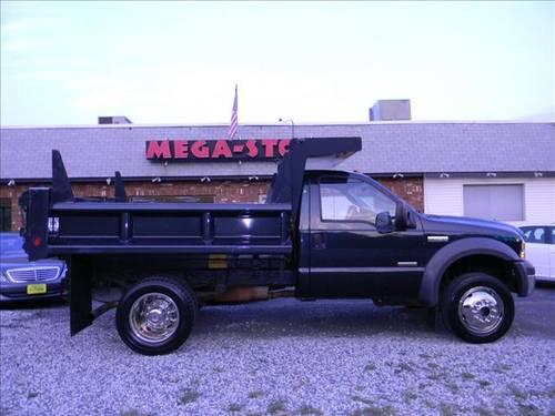 2005 ford f450 dump truck 4x4 dump power stroke for sale in plaistow new hampshire classified. Black Bedroom Furniture Sets. Home Design Ideas