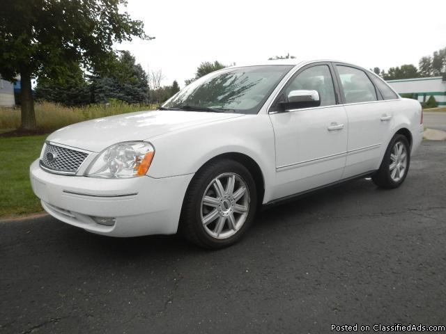 2005 ford five hundred for sale in byron center michigan classified. Black Bedroom Furniture Sets. Home Design Ideas