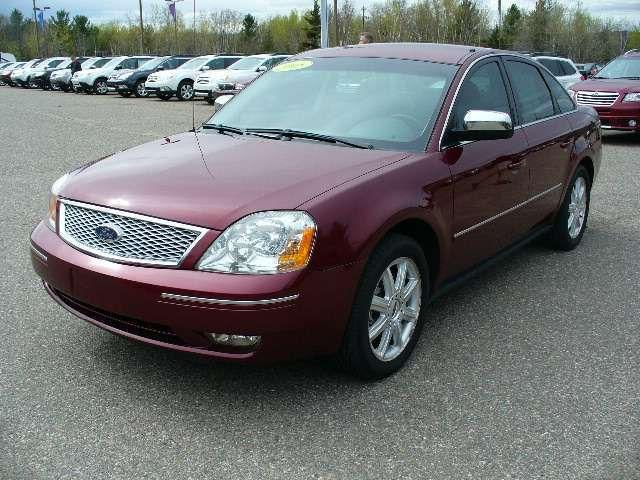 2005 ford five hundred limited for sale in marquette. Black Bedroom Furniture Sets. Home Design Ideas