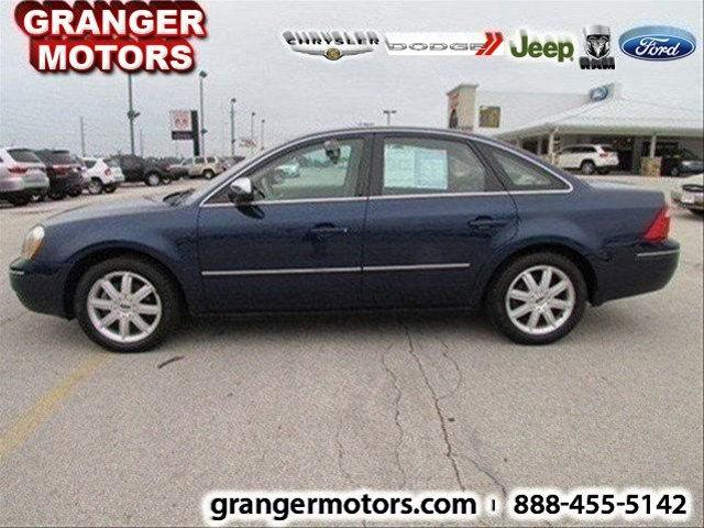 2005 ford five hundred limited for sale in granger iowa for Granger motors used cars