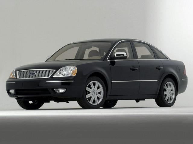 2005 Ford Five Hundred Limited Limited 4dr Sedan