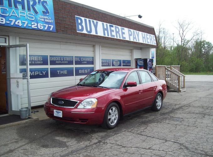 2005 ford five hundred se for sale in mansfield ohio classified. Black Bedroom Furniture Sets. Home Design Ideas