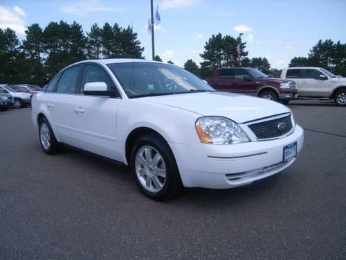 2005 ford five hundred sedan 4 door for sale in isanti minnesota classified. Black Bedroom Furniture Sets. Home Design Ideas