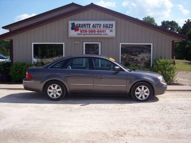 2005 ford five hundred sel for sale in redgranite wisconsin classified. Black Bedroom Furniture Sets. Home Design Ideas