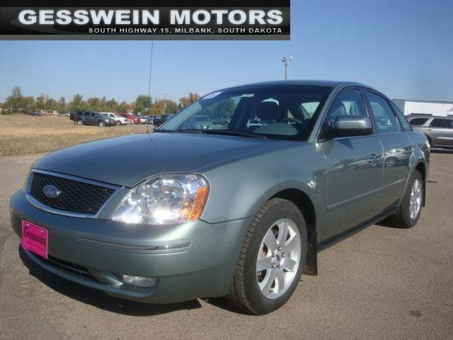 2005 ford five hundred sel for sale in milbank south dakota classified. Black Bedroom Furniture Sets. Home Design Ideas