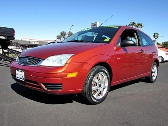 2005 ford focus zx3 for sale in el cajon california. Black Bedroom Furniture Sets. Home Design Ideas