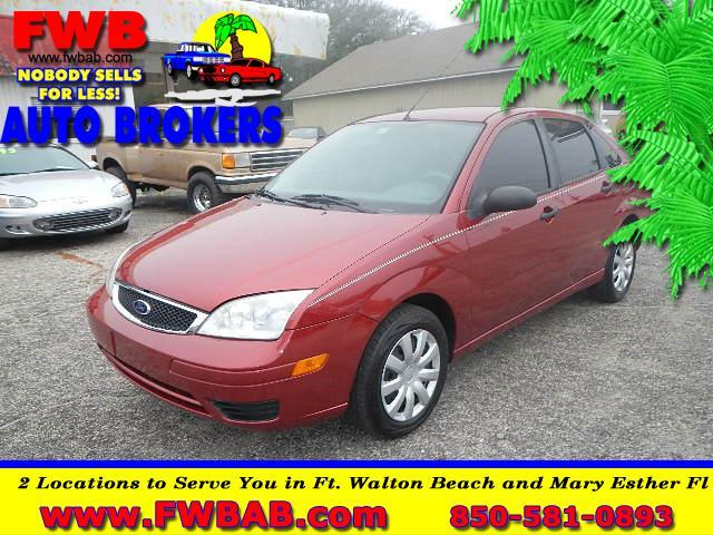 2005 Ford Focus ZX4 Mary Esther, FL