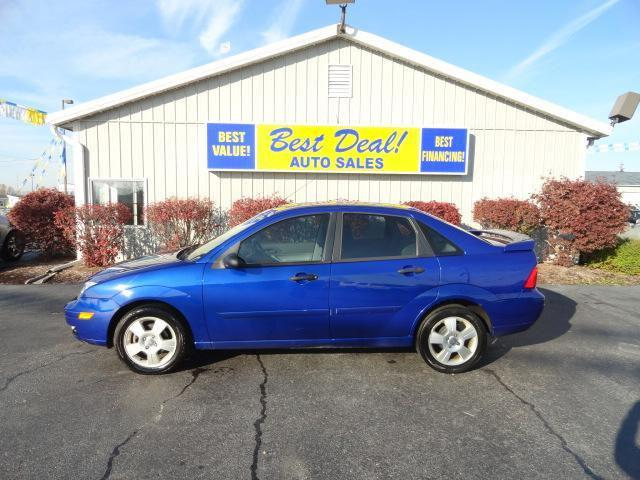 2005 ford focus zx4 ses for sale in warsaw indiana. Black Bedroom Furniture Sets. Home Design Ideas