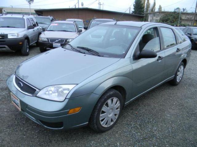 2005 ford focus zx4 ses for sale in bothell washington. Black Bedroom Furniture Sets. Home Design Ideas