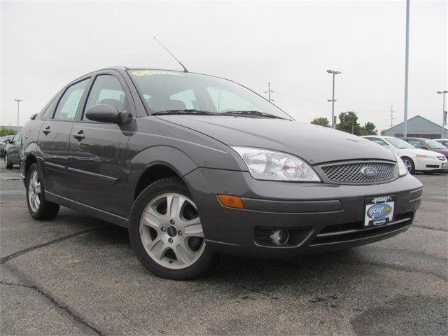 2005 ford focus zx4 st for sale in groveport ohio. Black Bedroom Furniture Sets. Home Design Ideas