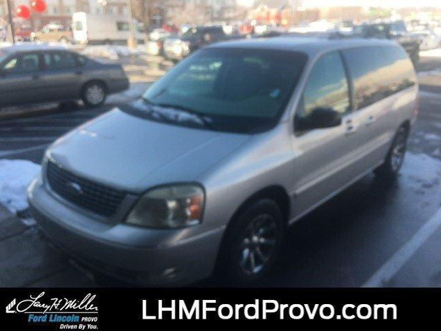 2005 Ford Freestar Sel Sel 4dr Mini Van For Sale In Provo