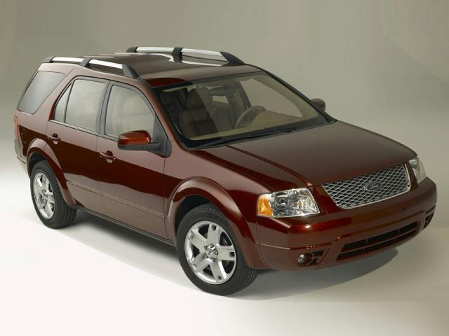 2005 Ford Freestyle SEL AWD SEL 4dr Wagon