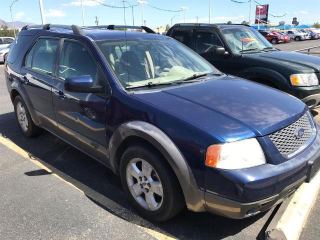 2005 Ford Freestyle SEL SEL 4dr Wagon