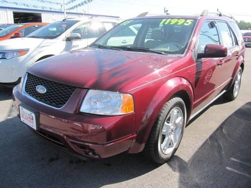 2005 Ford Freestyle Station Wagon Limited For Sale In