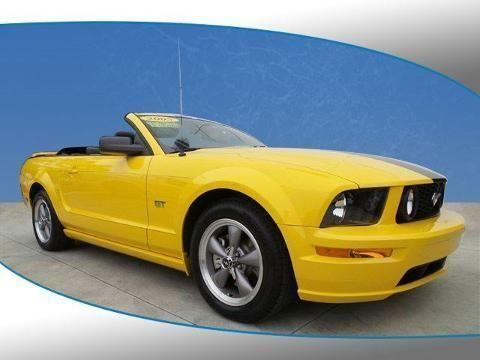 2005 ford mustang 2 door convertible for sale in clermont florida classified. Black Bedroom Furniture Sets. Home Design Ideas