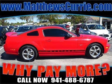 2005 FORD MUSTANG 2 DOOR COUPE
